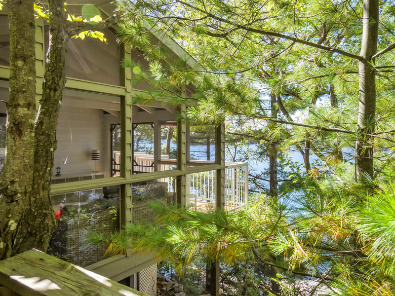 3978 East Shore Road Muskoka room with view of Gloucester Pool
