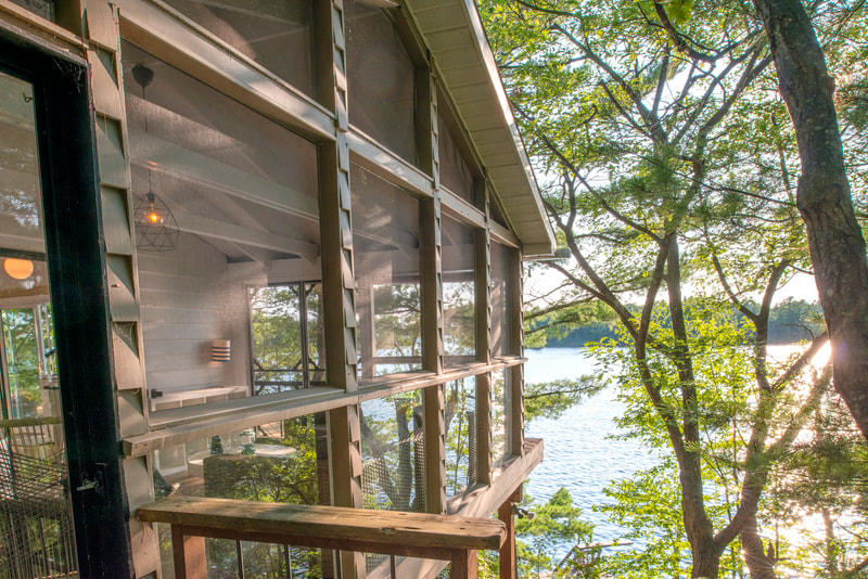 3978 East Shore Road Muskoka room with views of Gloucester Pool